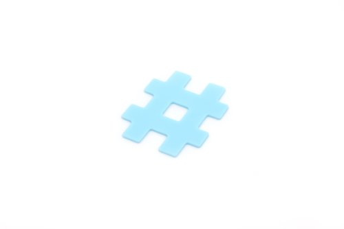 Official Hashtag Coasters by Slam