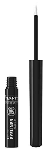 lavera Liquid Eyeliner -Black- Für einen ausdrucksstarken Blick ∙ Perfekter Lidstrich ∙ Vegan...