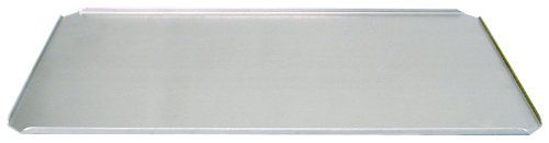 Cadco OHFSP Flachbettpfanne aus Aluminium (Halb Blatt Pan Größe)