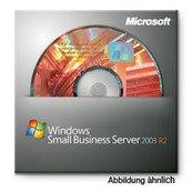 Systembuilder Windows SmallBusinessServer Standard 2003 R2 1pk DSP OEI CD 1-2CPU 5 Clt OSB SP2