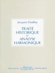 Traité historique d'analyse harmonique