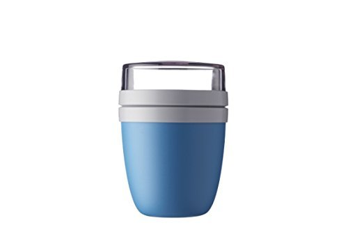 Rosti Mepal Lunch Pot Ellipse Aqua Praktische Lunchbox