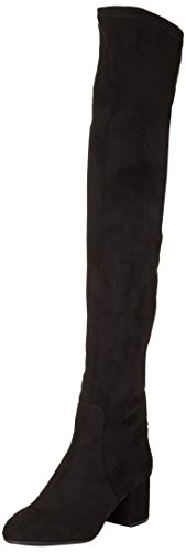 Classici nero Donna Colore Pelle Micro Isaac Madden Stivali Scamosciata Di Steve q7HE0x