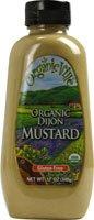 Organicville - Organic Dijon Mustard 12 Oz. 129594