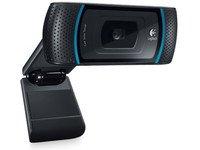 Webcam B910 HD USB Logitech B910 HD Webcam - Web-Kamera - Farbe - 5 MP - 1280 x 720 - Audio