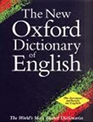 Oxford Dictionary of English (Livre en allemand)