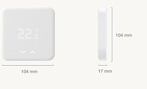 tado° Smartes Thermostat Starter Kit für Einfamilienhäuser mit eigener Heizungsanlage (v3) – intelligente Heizungssteuerung per Smartphone - 7
