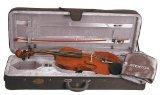 """STENTOR Viola 16"""" (4/4) Student II, Set mit Bogen und Koffer"""