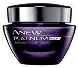 Avon Anew Platinum Crema de Noche