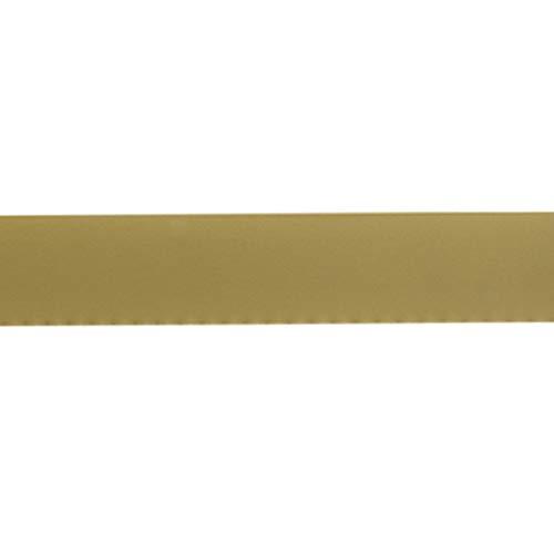Ulmia 288SW Ersatzsägeblatt, Sägeblatt (für die Gehrungssäge 354; zahnspitzengehärtetes Blatt; für Metall; Länge: 750 mm; Breite: 45 mm; Zahnweite: 1,0 mm)