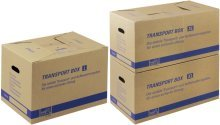 Preisvergleich Produktbild Colompac 225714 - Pack 10-Verpackungsbox 500 x 350 x 355 cm