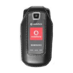 JimThomson Ledertasche Lady-line für Samsung topp-Design SGH-ZV60