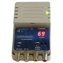 Modulador VHF/UHF con display Mvision