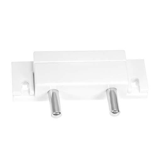 Sensor de inmersión en Agua por Cable Sensor de desbordamiento de Nivel de Agua Detector de Fugas Sonda de Interruptor para el Sistema de Alarma de Seguridad de la casa