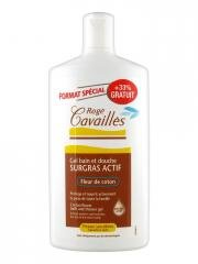 Preisvergleich Produktbild Rogé Cavaillès Gel Surgras Bad und Dusche Fleur de Baumwolle Sensible Haut 33% Gratis 400ml