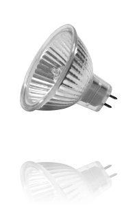 1 Stück Müller Licht MR16 Halogenlampe Reflektor GU5.3 12 Volt 10 Watt 36 Grad