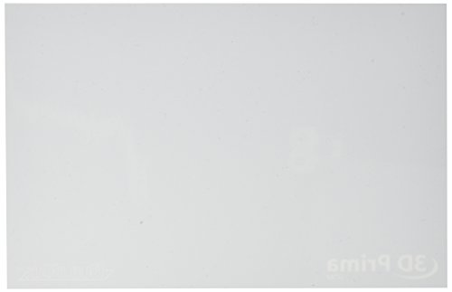 BuildTak 3D Print Surface - 254 x 165 mm (10´ x 6,5´) - Best Price