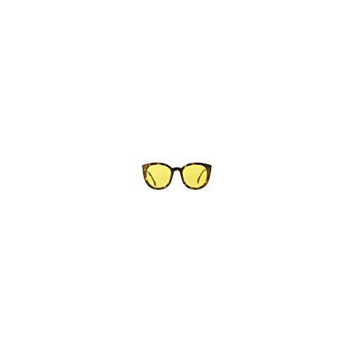 Spektre occhiali da sole | denora - havana/giallo pastello | dn03aft