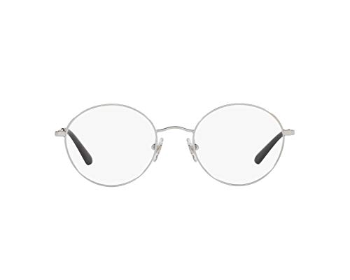 Ray-Ban Damen 0VO4127 Brillengestelle, Schwarz (Silver), 50.0