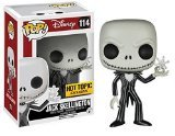 Funko - Fun4728 - Pop - The Nightmare Before Christmas - Jack Avec Snowflake Exclusive