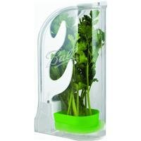 Ball FRESH HERB KEEPER Plastic Keeps Roots in Water with Easy Access to Herbs Herb Keeper