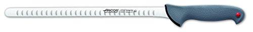 Arcos Colour Prof - Cuchillo para salmón, flexible, 300 mm (f.display)