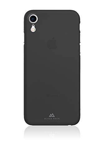 Black Rock Ultra Thin Iced Case Hülle für Apple iPhone XR Schwarz