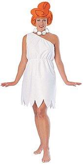 Wilma (The FlinstonesTM) - Adult Costume Lady : (Flinstone Fancy Dress)