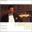 Larnelle Live by Larnelle Harris