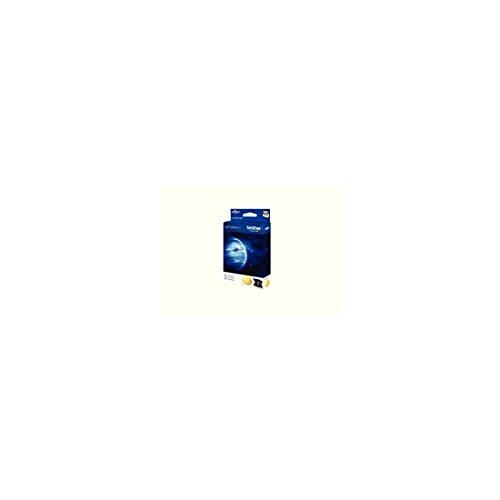 Preisvergleich Produktbild Brother LC1280X LY Tintenpatrone für Tintenstrahldrucker (gelb, hoch, 1200Seiten)