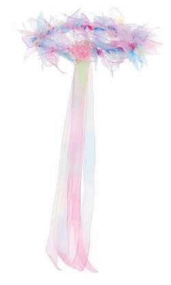 ers Rainbow Halo Spielzeug (Halo Für Halloween-kostüm)