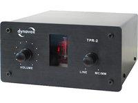 Dynavox TPR-2 Sound Converter Klangaufbereiter schwarz