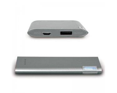 Preisvergleich Produktbild Port Designs Power Bank Port Pocket Battery 5000 mAh Po