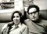Avec Beate et Serge......... dans les années 70