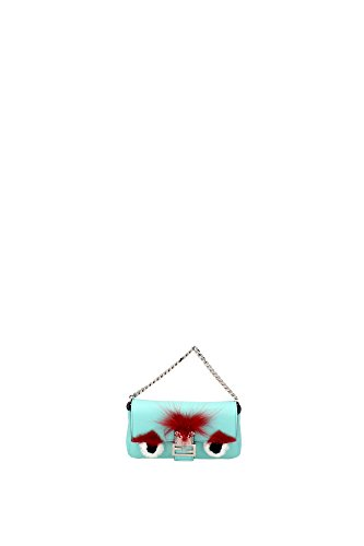 fendi-schultertasche-leder-damen-tasche-umhangetasche-bag-micro-baguette-blu