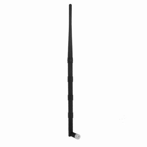 SODIAL(R) 2,4 GHz 15dBi Antenne de Tilt-Swivel Routeur WiFi Sans Fil avec RP-SMA Connecteur Male