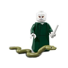 LEGO Harry Potter Series 1 - Lord Voldemort Minifigura (09/22)