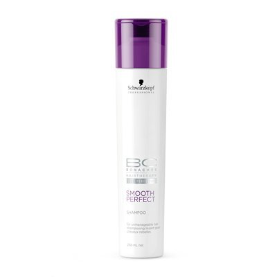 Schwarzkopf Professional BC Bonacure Smooth Perfect Shampoo 250ml  available at amazon for Rs.690