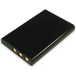 Maxsimafoto®–pdr-bt3, np-60, px1425e-1brs compatibile ricaricabile per videocamera, 1200mah, per toshiba camileo h10, h20, p10, p30hd pro, pro hd, s10..
