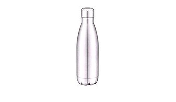 Bottiglia Termica in Alluminio 500ML Rosa Sport Tempo Libero MASTER CASA S.P.A
