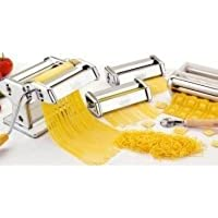 Nudelmaschine / Pastamaschine Multipast / Marcato mit 6 Walzen
