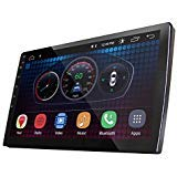 versal Extended Version Car Stereo 1GB 16GB Android 6.0 Head Unit Double Din Touch Screen Radio Auto Car Audio Indash GPS Navigation with Bluetooth WiFi Mirroring ()
