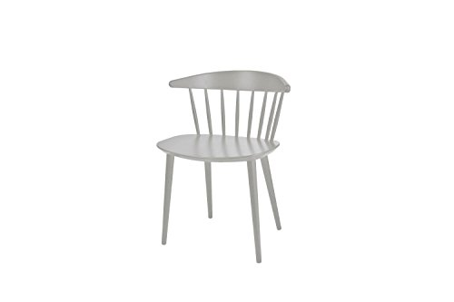 HAY - J104 Stuhl - nebelgrau - Poul M. Volther - Design - Esszimmerstuhl - Speisezimmerstuhl