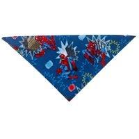 Precious Paw Prints Boutique Spiderman Bandana pour Chien (Taille L: Encolure 42-50,8cm)