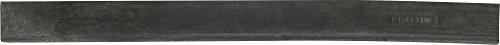 Caucho de recambio para rasqueta de cristal, acero inoxidable, caucho, longitud 35 cm