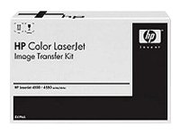 Hewlett Packard CP5525 Transfer Kit for Color LaserJet  150k pages includes replacement rollers for additional trays (Transfer Roller)