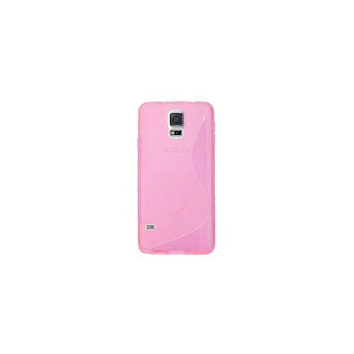 Preisvergleich Produktbild muvit Samsung Galaxy S 5 Minigel Case Pink