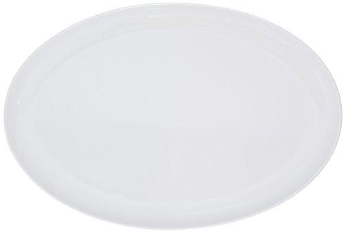 Kahla 323324A90032C Update Antipasti-Platte, oval 34 cm, weiß Ovale Platte