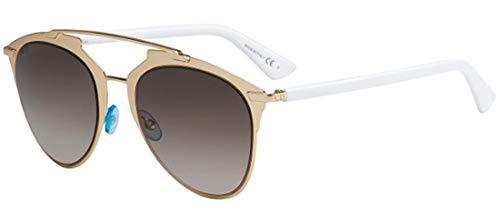 Christian Dior Dior Reflected 31UHA Womens Sunglasses Glasses Rose Gold White - Color: Rose Gold White -