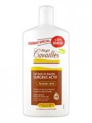 Preisvergleich Produktbild Rogé Cavaillès Gel Surgras Bad und Dusche Mandel Grüne Sensible Haut 33% Gratis 400ml